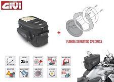 UT810 GIVI Tankrucksack Tanklocked 25LT + Flansch Für Yamaha MT-09 2013>2019