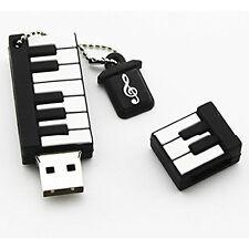 Keyboard Piano-Clé USB/8 Go de Mémoire/Mémoire Stick Flash Drive