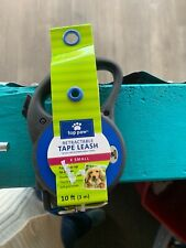 Top Paw Retractable Tape Leash Size X Small 10 Feet
