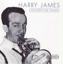 Harry James - Concerto for trumpet - CD -