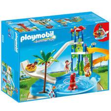 PLAYMOBIL - Parque Acuático con Toboganes - (6669)