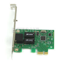 1PC Gigabit Ethernet LAN Low Profile PCI Network Controller Card DW1000