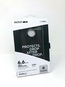 NEW Authentic Tech21 Evo Shell Case for Moto g6 - BLACK