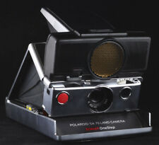 Polaroid SX-70 Sonar OneStep Instant Camera Vintage Folding Black USA
