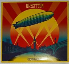 LED ZEPPELIN Celebration Day 2 CD SET NEW & SEALED