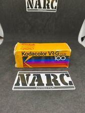Kodak Professional VR-G 100 120 film expired film