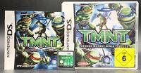 Spiel: TMNT Mutant Ninja Turtles für Nintendo DS + Lite + Dsi + XL + 3DS + 2DS