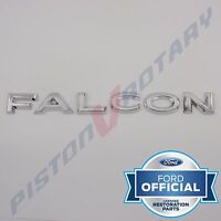 FALCON Tailgate Badges Letters Set New for FORD XL XM XP Ute Wagon trunk boot