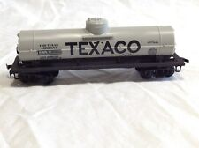 Tyco HO Scale Texaco Tanker Train Car