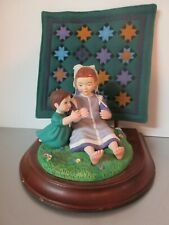 1993 Willitts Designs - Amish Heritage Collection 'Sarah and Maggie' No. 30018
