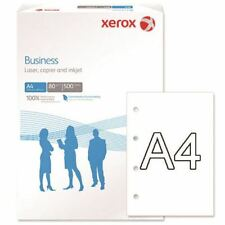 Xerox Business A4 White 80gsm 4 Hole Punched Paper Pack of 500  [XX91823]