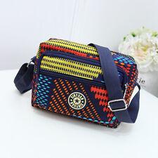 XIN Colorful Pattern Men Women Shoulder Messenger Small Bags Cross Body handbags