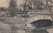Feldpost Ansichtskarten aus Europa mit dem Thema Brücke