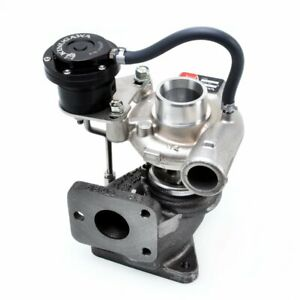 Kinugawa Small Engine Turbo Kit TD025L-8T w/ Forge W/G Fit Motorcycle/Snow Bike