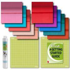 Cricut Adhesive Foil Metallic Samplers and Mat Bundle