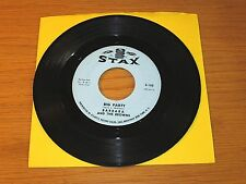 """SOUL 45 RPM - BARBARA & THE BROWNS - STAX 150  """"BIG PARTY"""" + """"YOU BELONG TO HER"""""""