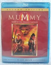 THE MUMMY: Tomb of the Dragon Emperor (Blu-Ray 2-Disc Set, 2008) New Sealed