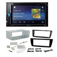 Pioneer AVH-A200BT 2din bluetooth  dvd + kit autoradio stereo Alfa mito nera  Pi