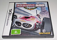 Indianapolis 500 Legends Nintendo DS 2DS 3DS Game *Complete*