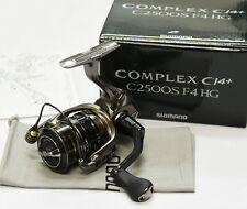 2017 NEW Shimano COMPLEX CI4+ C2500S F4HG MGL ROTOR Spinning Reel