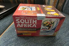 PANINI WORLD CUP 2010 = 1 X BOX = 100 Packs SEALED
