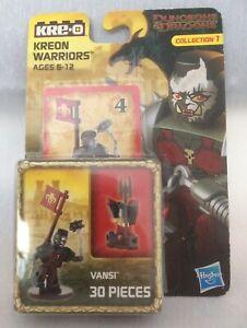 Kre-o Dungeons & Dragons Kreon Warriors Vansi BRAND NEW