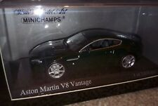 Rare Aston Martin Vantage Good wood Green Ltd 1:43 scale MIB by Minichamps