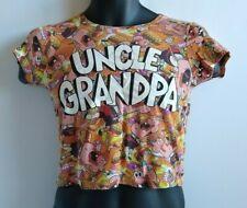 Cartoon Network Uncle Grandpa Crop Top Size 04 SEE MEASUREMENTS
