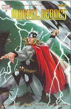 MARVEL HEROES N° 7   -----     VARIANT COVER THOR
