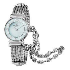 Charriol Women's St Tropez Blue Dial Stainless Steel Quartz Watch 028SAD5540568
