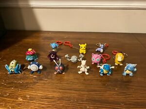 Pokemon Pencil Toppers 1st Generation Lot of 14