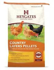 Heygates Country Layers Pellets - 20kg