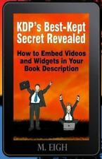 KDP's Best-Kept Secret Revealed : How to Embed Videos and Widgets in Your...