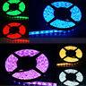 5M SMD 3528 120LED/M 600LEDs LED Strip Light 12V Cabinet Kitchen Decor Lighting