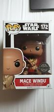 Mace Windu Funko Pop (Star Wars) Exclusivo #172