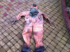 Russian divers  rubber drysuit SGP