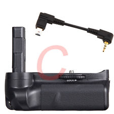 Battery Grip Holder For Nikon D5100 D5200 D5300 SLR Camera EN-EL14 2-step