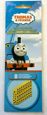 8 Sheets Strip Thomas the Tank Engine Train Stickers Party Favors Teacher Supply