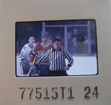MARC TARDIF MONTREAL CANADIENS Quebec Nordiques WHA/NHL STAGS ORIGINAL SLIDE 16