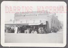 Vintage Photo Roadside Levitts Market Grocery Store Denver 742344