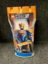 LEGO Knights' Kingdom 8796 King Mathias New in Box 2005 Retired