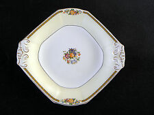 "W.H. GRINDLEY CHINA ~ ALTON ~  SQUARE SERVING PLATE 11""  ENGLAND"