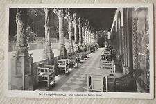 CPSM - BUSSACO - Uma Galeria do Palace Hotel