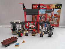 LEGO NINJAGO KRYPTARIUM PRISON BREAKOUT COMPLETE SET 70591 NO BOX