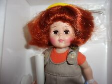 """8"""" BEAUTIFUL GINNY WOOS THE LABOR VOTE DOLL BY VOGUE PERFECT IN BOX"""