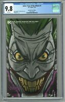Joker Year Of The Villain #1 CGC 9.8 Forbidden Planet Edition JeeHyung Lee Cover
