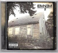 CD RAP US / EMINEM - THE MARSHALL 2 MATHERS / 16 TITRES (ANNEE 2013)
