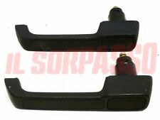 Handles Doors Rear Fiat Uno Original