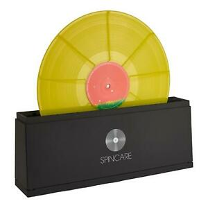 SPINCARE Record Cleaner | Vinyl Record LP Cleaning Machine System