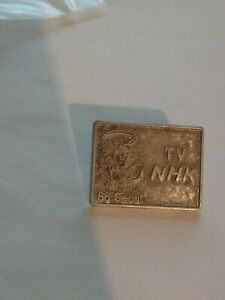 NHK 1988 Seoul Olympics  Olympic Doraemon  Media  pin badge